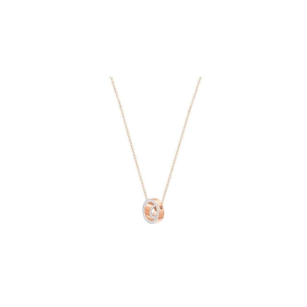 dbf074d11 Swarovski Hollow Small Rose Gold Pendant 5289495