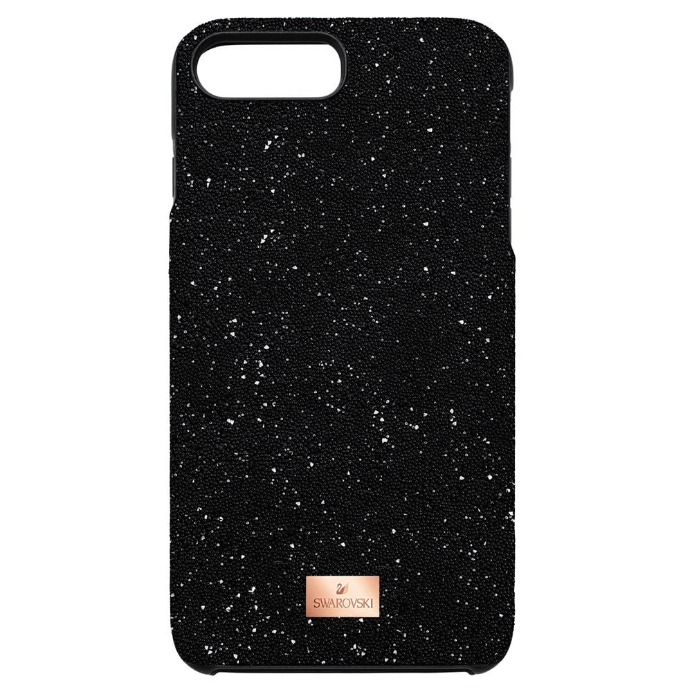 check-out f21e6 17aeb High Black Iphone 8 Plus Case With Bumper 5367882