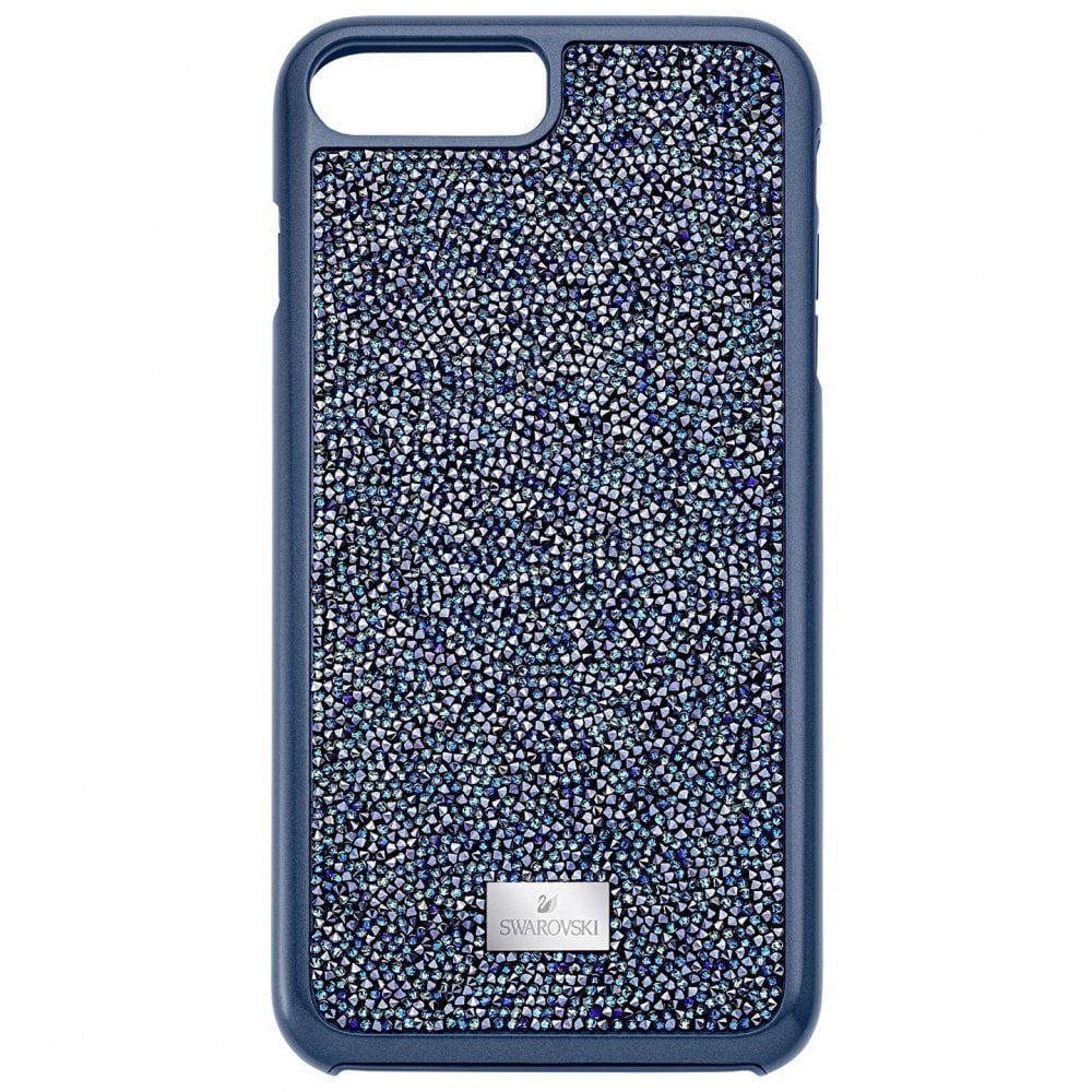 sito affidabile 609ec 36a2e Swarovski Swarovski Glam Rock Blue Iphone 8 Plus Case With Bumper 5352908