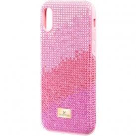 f52b48a9d Swarovski High Love iPhone XS MAX Pink Case 5481464
