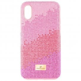 7c5bf09d4 Swarovski High Love iPhone X/XS Pink Case 5449510